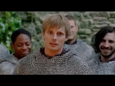 Best of Bradley James and the cast of Merlin Part 1