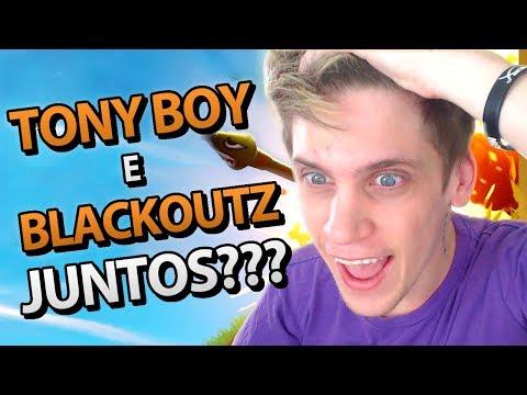 DUO de TONY BOY e BLACKOUTZ! Não ACREDITO que VI isso!! thumbnail