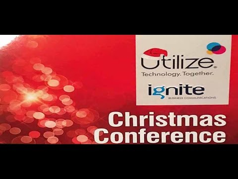 Utilize Ignite Christmas Conference Celebrations 2016
