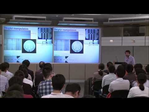 Lecture Prof Weitz  6  Microfluidic Devices