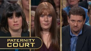 Polyamorous Man Denies Children After Wives Visit Swingers Club Full Episode Paternity Court