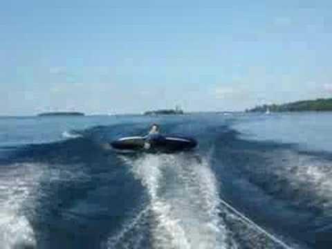 flying manta ray josh latimer