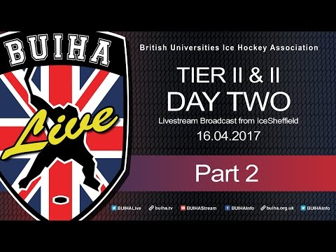 BUIHA Nationals Tier 3