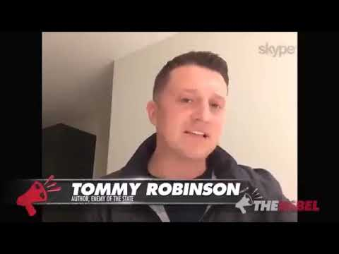Tommy Robinson - The Corrupt State - Fighting For The People