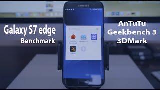 Samsung Galaxy S7 edge - Pontuação nos apps de Benchmark