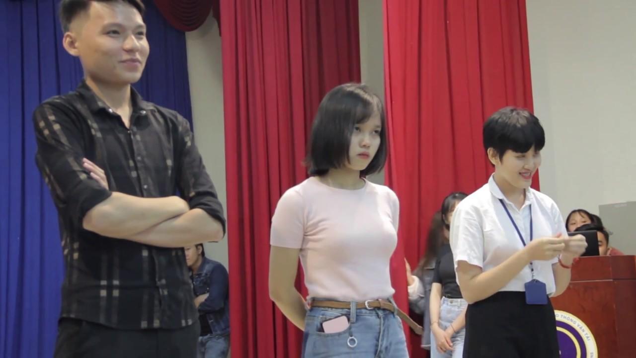 Ráp sân khấu Thành phố trẻ | Tập Văn nghệ KG & ĐH | 2018.09.20.(8)