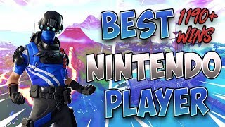 Fortnite Best Nintendo Switch Player 1180+ Wins IS FORTNITE SELLING OUT?!?