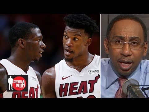 Stephen A. Is Incredibly Excited About Jimmy Butler And The Heat | Stephen A. Smith Show