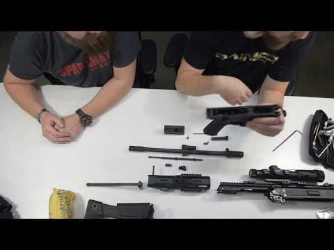 Frag.TV: GROT S16 - rozkładamy na atomy karabinek z Modułowego Systemu Broni Strzeleckiej MSBS-5,56