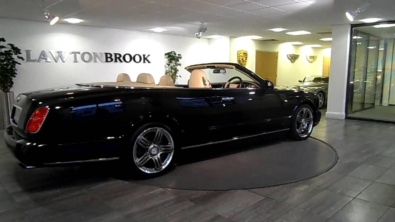 Bentley azure t lawton brook youtube bentley azure t lawton brook vanachro Choice Image