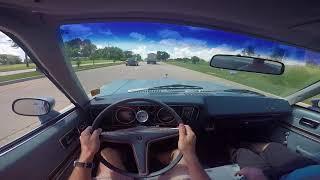 Driving a 1977 Pontiac Phoenix