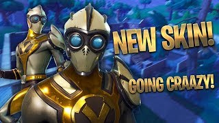 🔴 *NEW* VENTURION SKIN in FORTNITE ~ TOP PS4 SOLO PLAYER ~ 1357 SOLO WINS 🏆 ~ FAST CONSOLE BUILDER