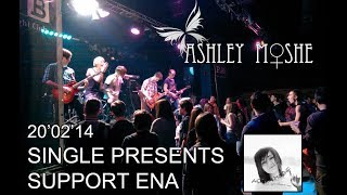 20 02 14 ASHLEY MOSHE Single Presents Support Evil Not Alone PLAN B Moscow
