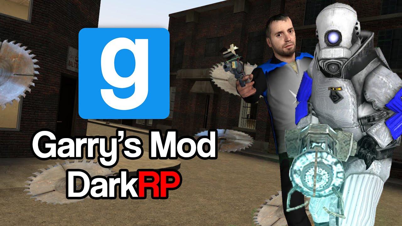 Sensitive Admin Gmod DarkRP - PageBD Com