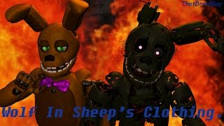 SFM FNaF Wolf In Sheep S Clothing Cover By Caleb Hyles Ft Jonathan Young