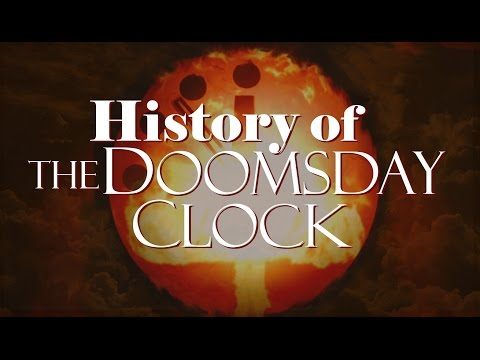 History of The Doomsday Clock