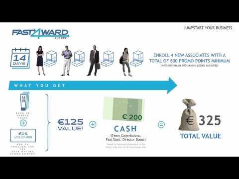 ASEA Europe - Jumpstart Your Business - February 2016
