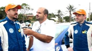 Irmãos Zettel   Após SS5   Rally Vale do Paraíba 2016
