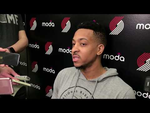 Portland Trail Blazers ready for playoff 'hunting' after Game 1 loss to New Orleans Pelicans