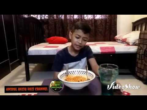 Ramen Challenge - Haziq Rozi