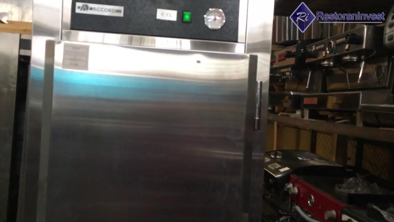 Шкаф холодильный б/у Polair ШХ-0,7 - YouTube