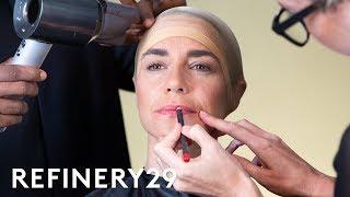 I Got Transformed Into Emilia Clarke | Beauty Evolution | Refinery29