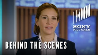 Money Monster - Go Behind the Scenes with Julia Roberts - On Digital and Blu-ray