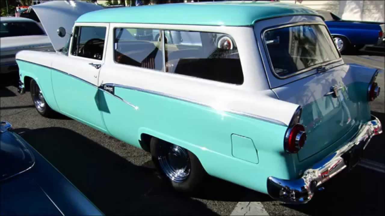1956 ford customline wagon old car hunt - 1956 Ford Ranch Wagon