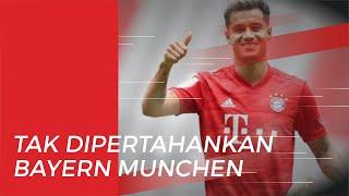 Alasan Bayern Muenchen Tak Mau Permanenkan Philippe Coutinho