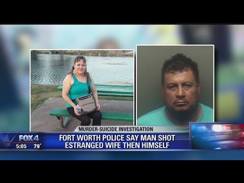 Couple dead after murder suicide in Fort Worth