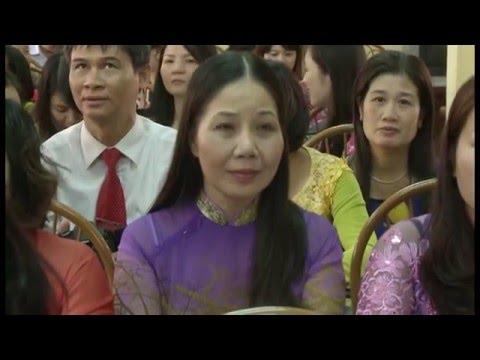 THPT Quang Trung - Hà Đông 30 Năm Xây Dựng & Phát Triển.
