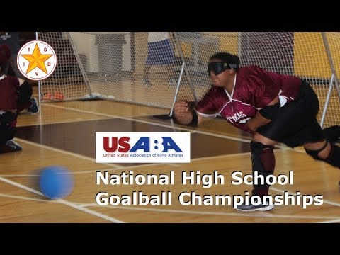 Saturday 11/16/2019 USABA Goalball Championship Finals