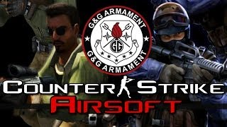 Counter-Strike Airsoft - MAN Party