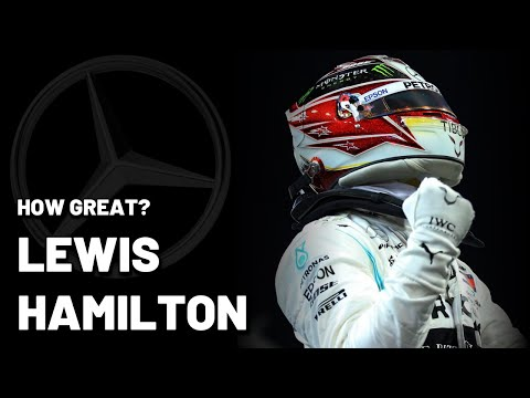 Just How good is Lewis Hamilton?