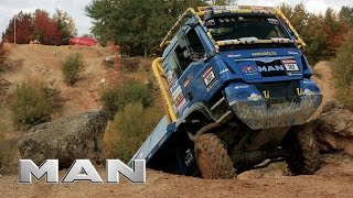 MAN Traction Days 2015 - Offroad truck event