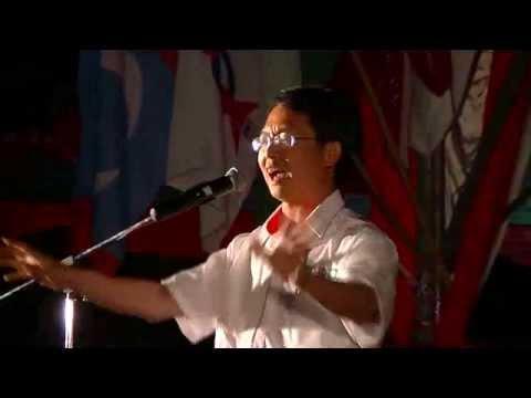 DAP Ceramah Padang Kota - Law Choo Kiang