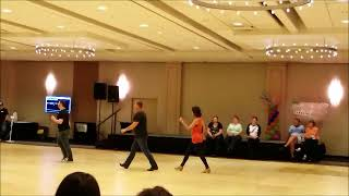 Boom Pow - Scott Blevins & Jo Thompson Szymanski -Demo at 2017 Windy City