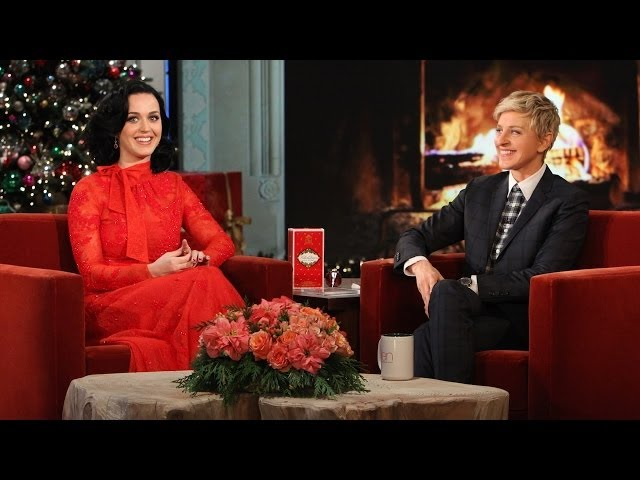Katy Perry on Her Relationship with John Mayer