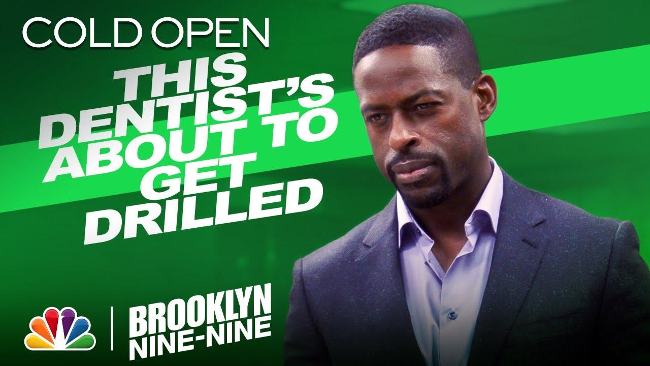 Cold Open: Jake Gets Ready to Interrogate a Devious Dentist - Brooklyn Nine-Nine