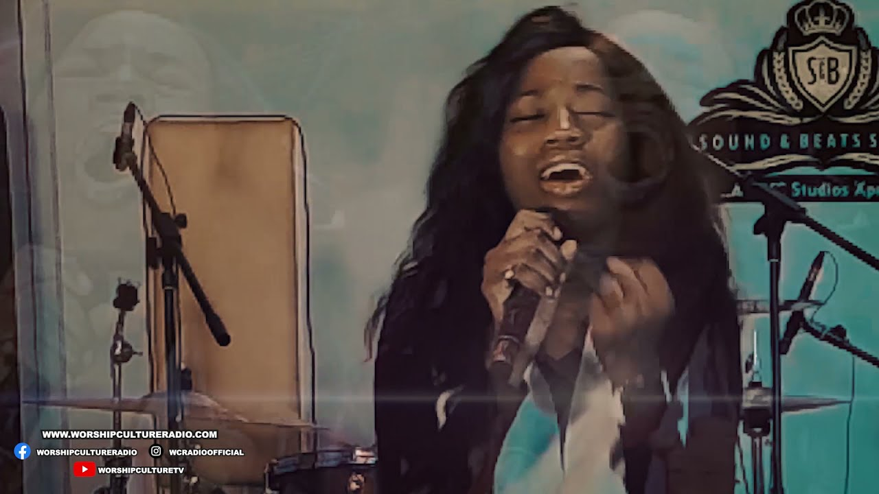 """Download Awesome Rendition Of Popular Worship Song """"Baba"""" By Chidinma Okere  (AOW Unplugged Series)"""