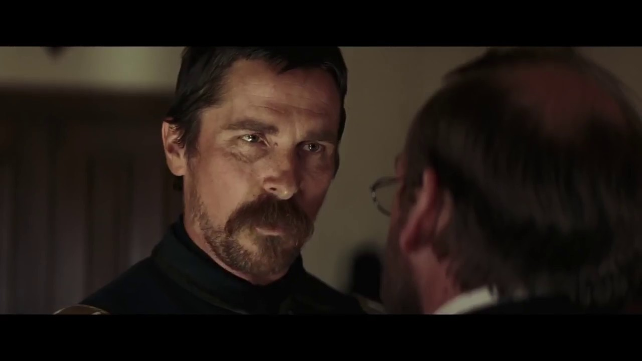 Download HOSTILES Official Trailer 2017 Christian Bale Movie HD