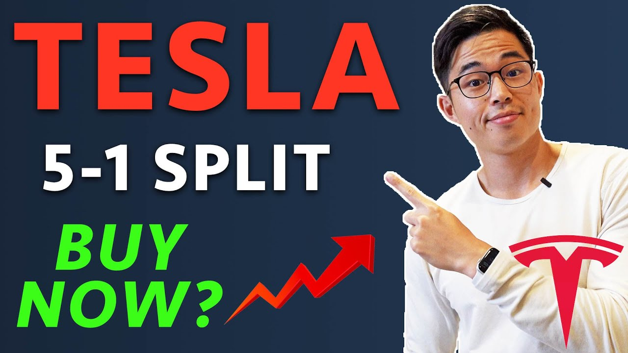Buy Tesla Stock On 5-For-1 Stock Split