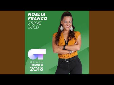 Stone Cold (Operación Triunfo 2018)
