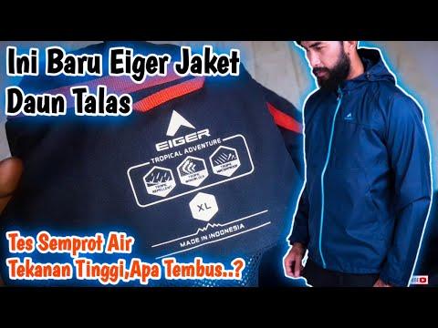 Unboxing+Review Jaket Eiger Hike Light
