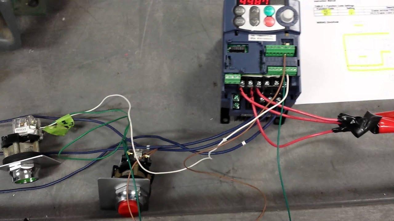 Inverter Motor Starter Machine Wiring Diagram In Addition Dol Fugi Start Stop You