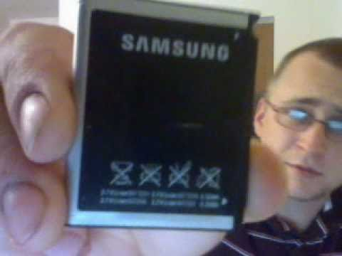 Samsung Moment Battery