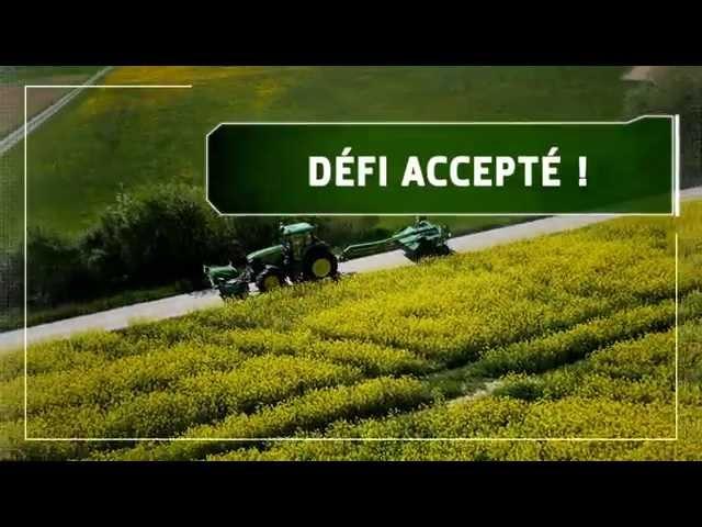 Tracteurs John Deere série 6M