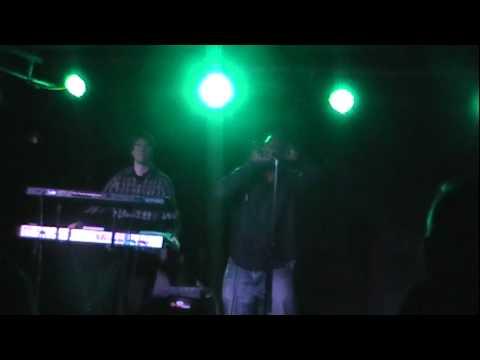 The Mystic Underground -Live Mercury Lounge January 09 2012 Song 2