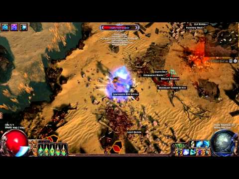 Path of Exile - Farming Maps with Frost Witch (Ep. 5)