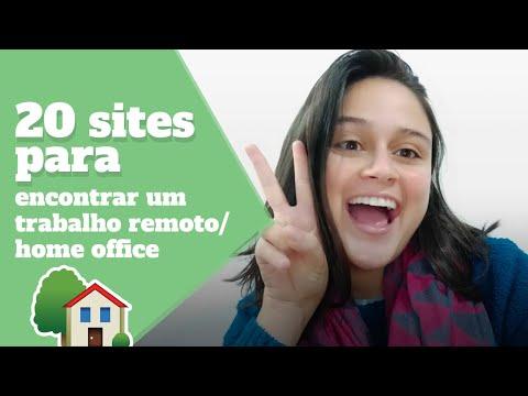 44 sites para você encontrar trabalhos home office no Brasil e exterior